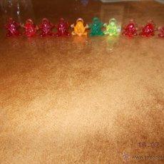 Figuras de Goma y PVC: GREFUSITOS. GREFUSA. Lote 41673899