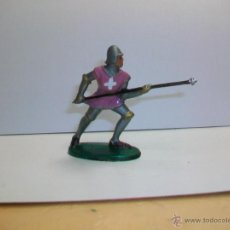 Figuras de Goma y PVC: FIGURA MEDIEVAL STARLUX - FIGURA 60 / 65 MM APROX. - MODELO JECSAN. Lote 41731594