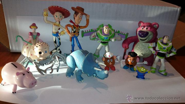 Super lote 12 figuras pvc toy story diferentes - Sold through Direct ... 3479e7675af