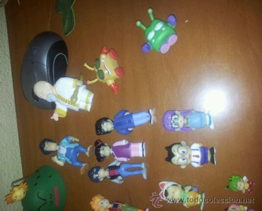 Figuras de Goma y PVC: Gran colección 30 figuras PVC Dragon Ball - GOKU- - Foto 3 - 41725118
