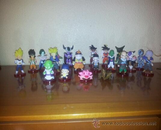 Figuras de Goma y PVC: Gran colección 30 figuras PVC Dragon Ball - GOKU- - Foto 4 - 41725118