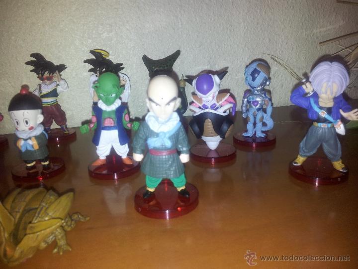 Figuras de Goma y PVC: Gran colección 30 figuras PVC Dragon Ball - GOKU- - Foto 5 - 41725118