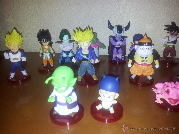 Figuras de Goma y PVC: Gran colección 30 figuras PVC Dragon Ball - GOKU- - Foto 6 - 41725118