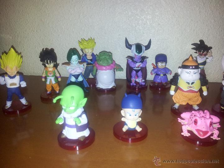 Figuras de Goma y PVC: Gran colección 30 figuras PVC Dragon Ball - GOKU- - Foto 7 - 41725118