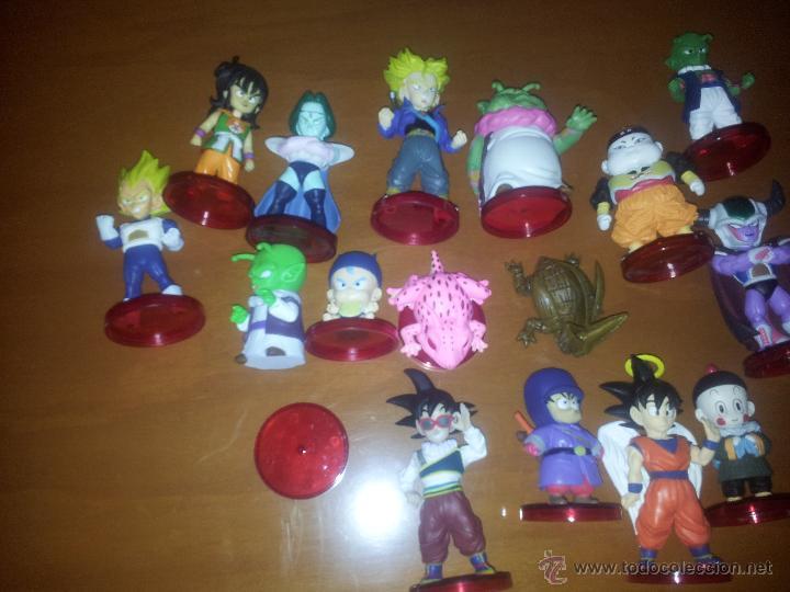 Figuras de Goma y PVC: Gran colección 30 figuras PVC Dragon Ball - GOKU- - Foto 8 - 41725118