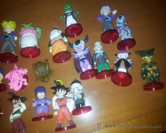 Figuras de Goma y PVC: Gran colección 30 figuras PVC Dragon Ball - GOKU- - Foto 9 - 41725118