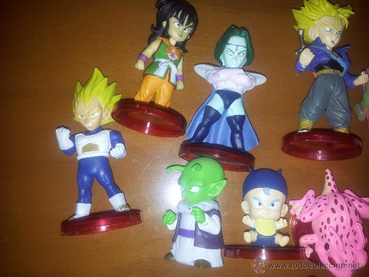 Figuras de Goma y PVC: Gran colección 30 figuras PVC Dragon Ball - GOKU- - Foto 11 - 41725118