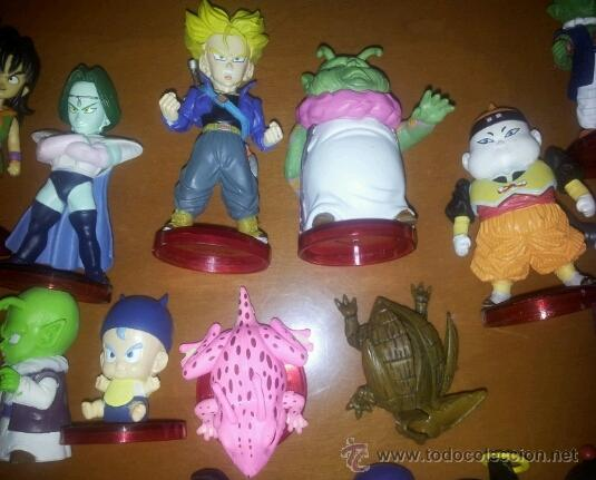 Figuras de Goma y PVC: Gran colección 30 figuras PVC Dragon Ball - GOKU- - Foto 12 - 41725118