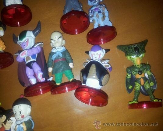 Figuras de Goma y PVC: Gran colección 30 figuras PVC Dragon Ball - GOKU- - Foto 13 - 41725118