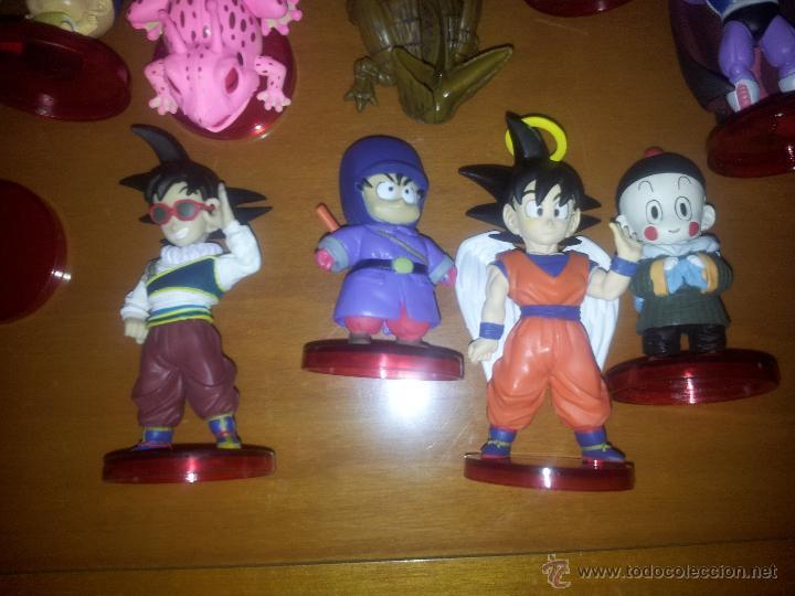 Figuras de Goma y PVC: Gran colección 30 figuras PVC Dragon Ball - GOKU- - Foto 15 - 41725118