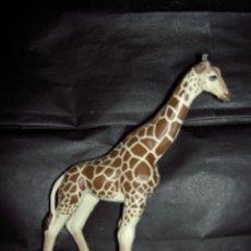 Figuras de Goma y PVC: FIGURA JIRAFA PAPO 2008 19 CM. Lote 42183102