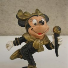 Figuras de Goma y PVC: MINNIE MOUSE ROCK STAR - FIGURA DE PVC - WALT DISNEY - BULLY.. Lote 42239965