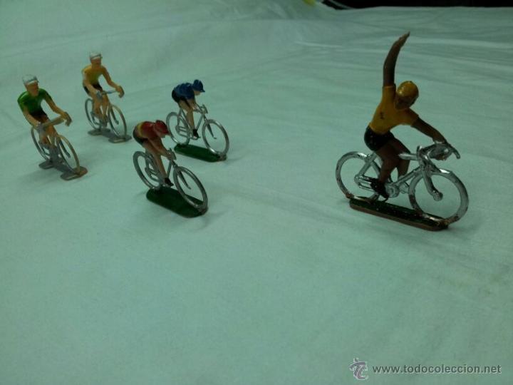 Grupo Ciclistas Juguete Sotorres Vendido En Venta E De Inuri YWHD9E2I