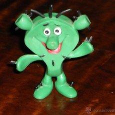 Figuras de Goma y PVC: PINCHO -LOS FRUITIS -MUÑECO GOMA PVC - COMICS SPAIN 1990. Lote 102668786