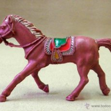 Figuras de Goma y PVC: FIGURA DE PLASTICO, CABALLO, FABRICADO POR LAFREDO. Lote 42474483