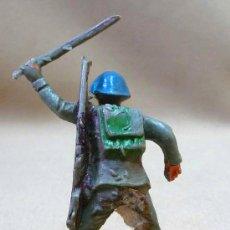Figuras de Goma y PVC: SOLDADO CASCOS AZULES JECSAN. Lote 42475441