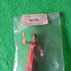 Figuras de Goma y PVC: ESTEREOPLAST CLAUDIA DE LA SERIE JABATO NUEVO EN BOLSA ORIGINAL. Lote 42486439