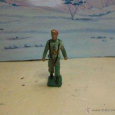 Figuras de Goma y PVC: FIGURA DESFILE DE STARLUX SERIE PARACAIDISTAS - PARACAIDISTA MODELO GOMARSA. Lote 42641225