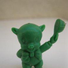 Figuras de Goma y PVC: PORKY - FIGURA PROMOCIONAL - SERIE WARNER - DUNKIN - AÑOS 70.. Lote 42773947