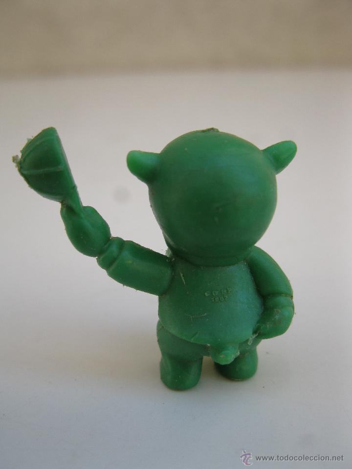 Figuras de Goma y PVC: PORKY - FIGURA PROMOCIONAL - SERIE WARNER - DUNKIN - AÑOS 70. - Foto 2 - 42773947