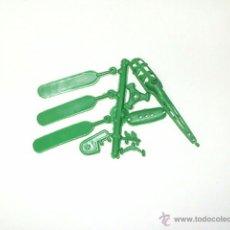 Figuras de Goma y PVC: MONTAPLEX - HELICOPTERO CONDOR 5 - AÑOS 70 - TENGO MÁS AVIONES MONTAPLEX. Lote 134301083