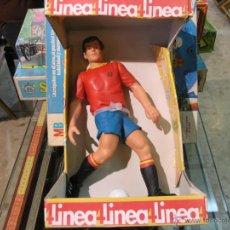 Figuras de Goma y PVC: JUGADOR SELECCION ESPAÑOLA FUTBOL LINEA 4. Lote 43186898