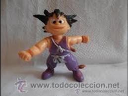 GRAN COLECCIÓN 30 FIGURAS PVC DRAGON BALL - GOKU- (Juguetes - Figuras de Goma y Pvc - Otras)