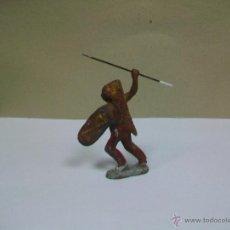 Figuras de Goma y PVC: FIGURA INDIO DE GOMA DE PECH HERMANOS - INDIO GOMA PECH TEIXIDOR O DE TEIXIDO . Lote 43293878