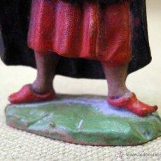 Figuras de Goma y PVC: FIGURA DE GOMA, BEDUINO, LAWRENCE DE ARABIA, FABRICADO POR REAMSA, 1950S. Lote 43485521