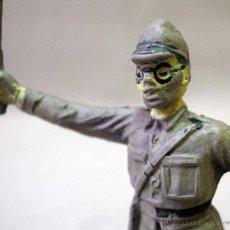 Figuras de Goma y PVC: FIGURA DE GOMA, SOLDADO JAPONES, FABRICADO POR JECSAN, 1950S. Lote 43486320