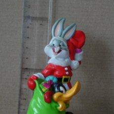 Figuras de Goma y PVC: FIGURA BUGS BUNNY PATO LUCAS WARNER - BIP HOLLAND 1999. Lote 43508211