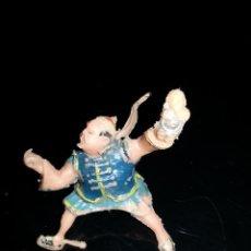 Figurines en Caoutchouc et PVC: ESTEREOPLAST : FIGURA DE SING-LI DEL COSACO VERDE ORIGINAL 100% AÑOS 60. Lote 43523500