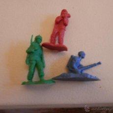 Figuras de Goma y PVC: MONTAPLEX DE BOLSA. Lote 43614606