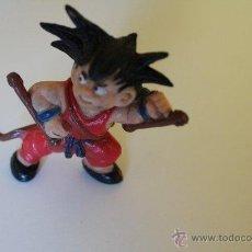 Figuras de Goma y PVC: MUÑECO DE GOMA SON GOKU. TOEI. HOLANDA.. Lote 43668716