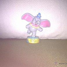 Figuras de Goma y PVC: FIGURA DE DUMBO. BULLY. WALT DISNEY. Lote 43703269
