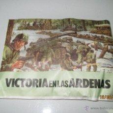 Figuras de Goma y PVC: ANTIGUO SOBRE SORPRESA VICTORIA EN LAS ARDENAS - SIN ABRIR - AÑO 1970S.. Lote 243613900