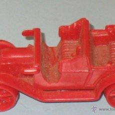 Figuras de Goma y PVC: FIGURA DUNKIN - COCHE CONGUITOS - COCHECITO PEUGEOT 1906. Lote 44046611