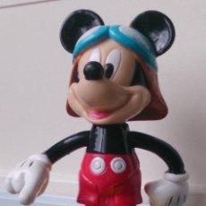 Figuras de Goma y PVC: FIGURA ARTICULADA MICKEY MOUSE DISNEY, 7 CM. Lote 44074322
