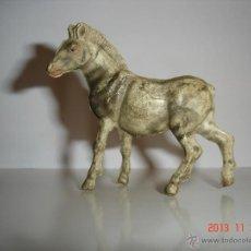 Figuras de Goma y PVC: FIGURA DE PLÁSTICO DE CEBRA DE PECH. Lote 44120539