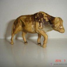 Figuras de Goma y PVC: FIGURA DE PLÁSTICO DE BUEY, PECH. Lote 44122660