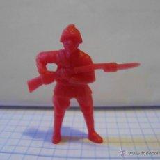 Figure di Gomma e PVC: DUNKIN ORIGINAL.SOLDADO RUSO Nº 4.AÑOS 60-70. PREMIUM, NO REPRO.SOLDADOS DEL MUNDO.PTOY. Lote 44160053