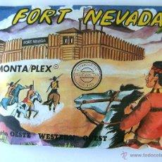 Figuras de Goma y PVC: SOBRE MONTAPLEX Nº 445 FORT NEVADA - CERRADO. Lote 242316015