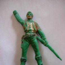 Figuras de Goma y PVC: FIGURA VAQUERO PECH HNOS. Lote 44190074