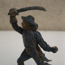Figuras de Goma y PVC: ANTIGUO SOLDADO NORDISTA DE GOMA - JECSAN - AÑOS 50.. Lote 44256864