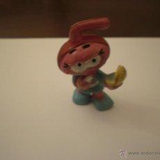 Figuras de Goma y PVC: SNORKEL BOOTLEG MADE IN SPAIN AÑOS 80 SNORKELS. Lote 168863238
