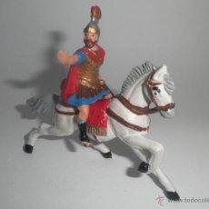 Figuras de Goma y PVC: ROMANO A CABALLO LEGIONES ROMANAS DE REAMSA. Lote 44345900