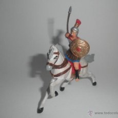 Figuras de Goma y PVC: ROMANO A CABALLO LEGIONES ROMANAS DE REAMSA. Lote 44346001