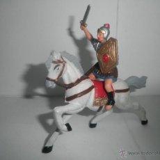 Figuras de Goma y PVC: ROMANO A CABALLO LEGIONES ROMANAS DE REAMSA. Lote 44360872