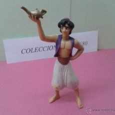 Figuras de Goma y PVC: FIGURA DE GOMA O PVC ALADINO DISNEY BULLYLAND . Lote 44464959