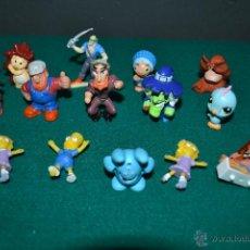 Figuras Kinder: FIGURAS MPG KINDER Y OTRAS. Lote 44641058